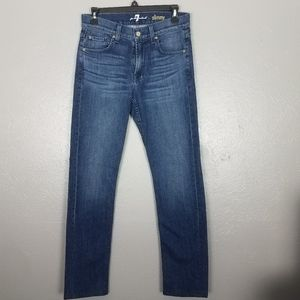 7 For All Mankind Slimmy Jean's Size 28